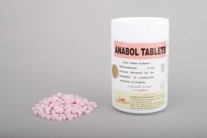 Anabol 5mg (1000 tab)