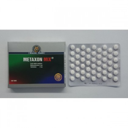 Metanox mix 5mg (100 tab)