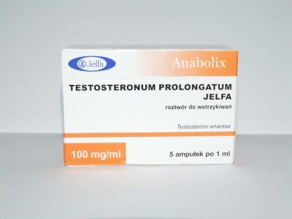 Testosteronum Prolongatum 100mg/amp